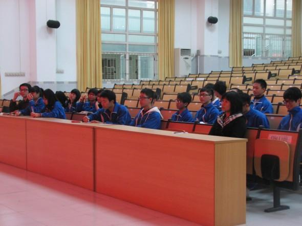 学 2010年优秀学生社团评比活动